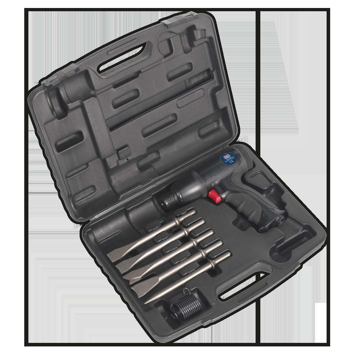 Air Hammer Kit Composite Premier - Medium Stroke