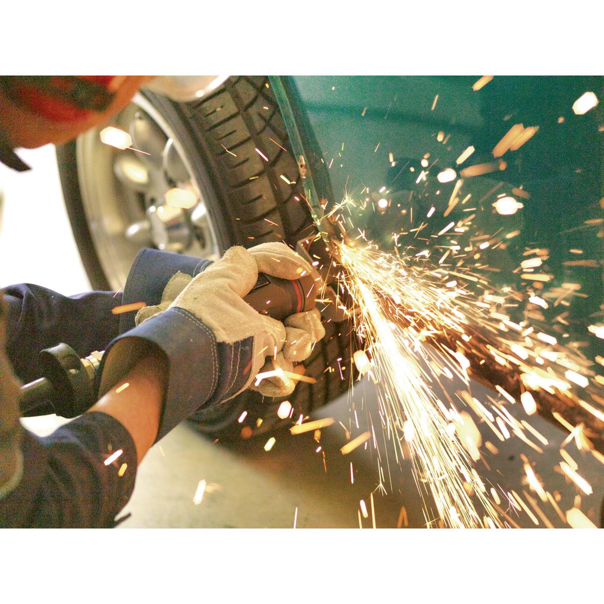 Air Cut-Off Tool Ø75mm Premier