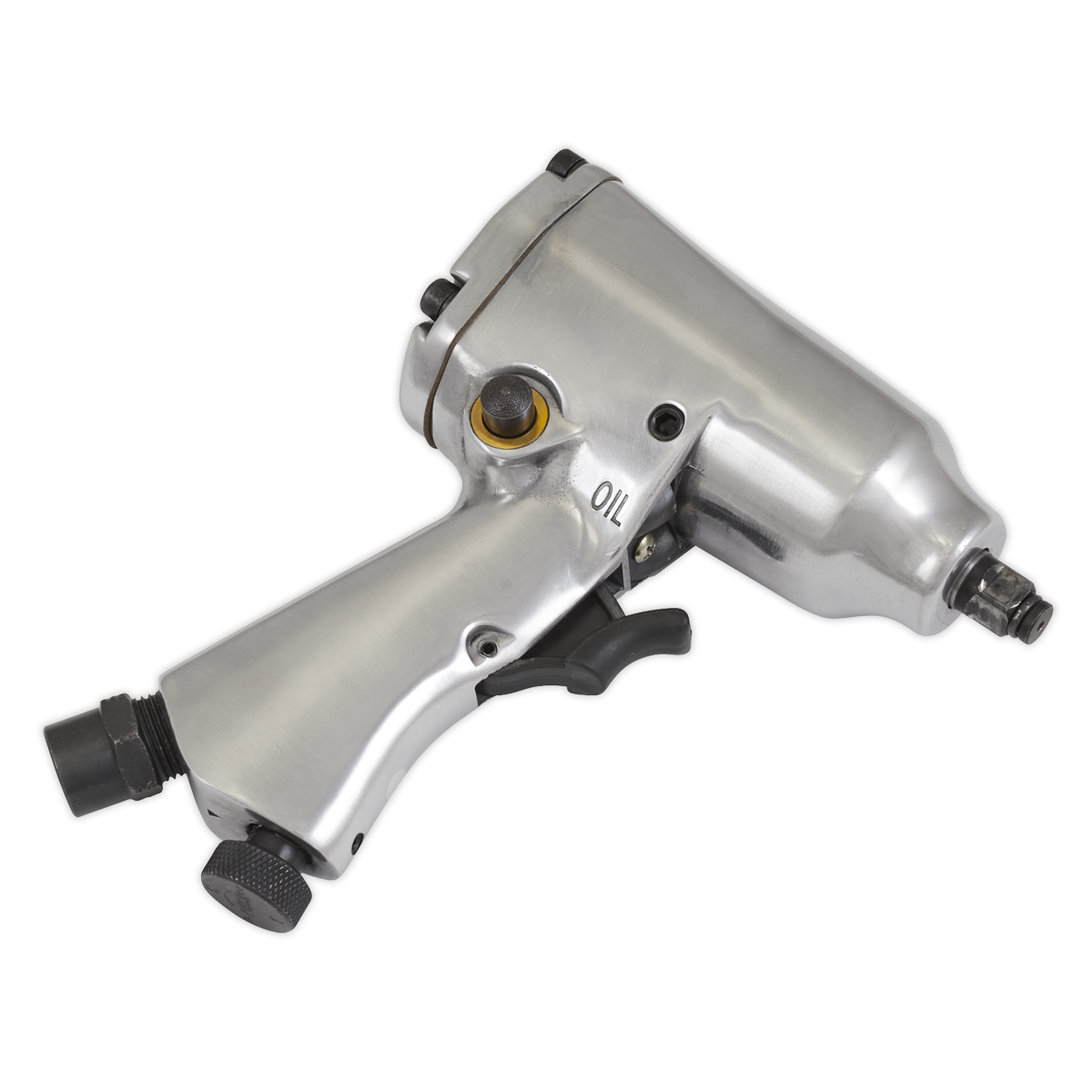 "Air Impact Wrench 3/8""Sq Drive Heavy-Duty"