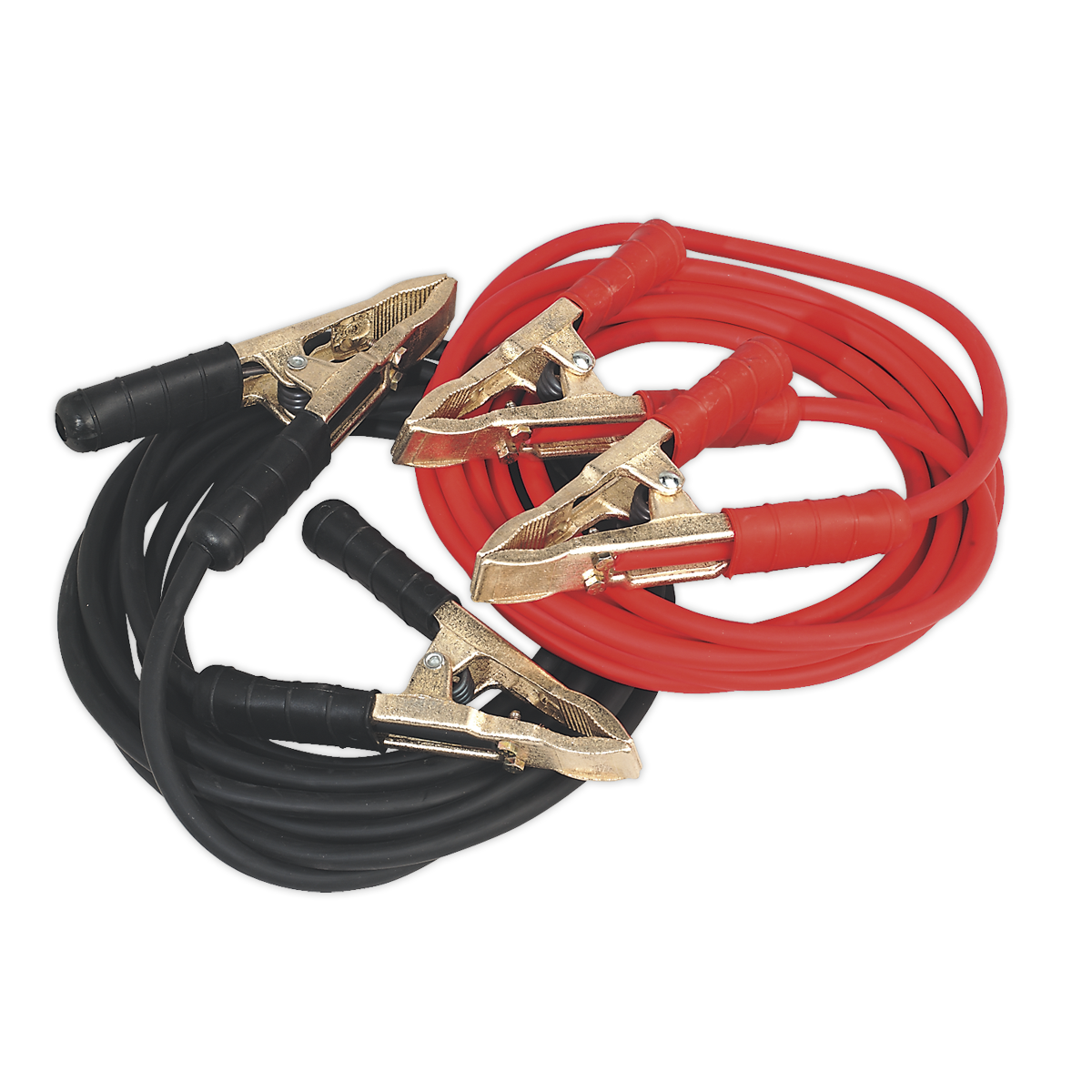 Booster Cables Extra-Heavy-Duty Clamps 25mm² x 5m Copper 650A