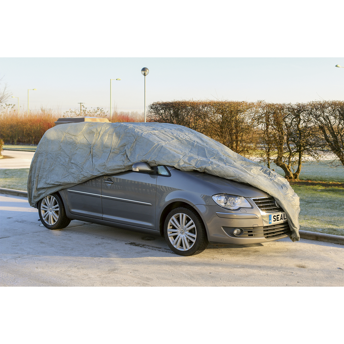 All Seasons Car Cover 3-Layer - XX-Large