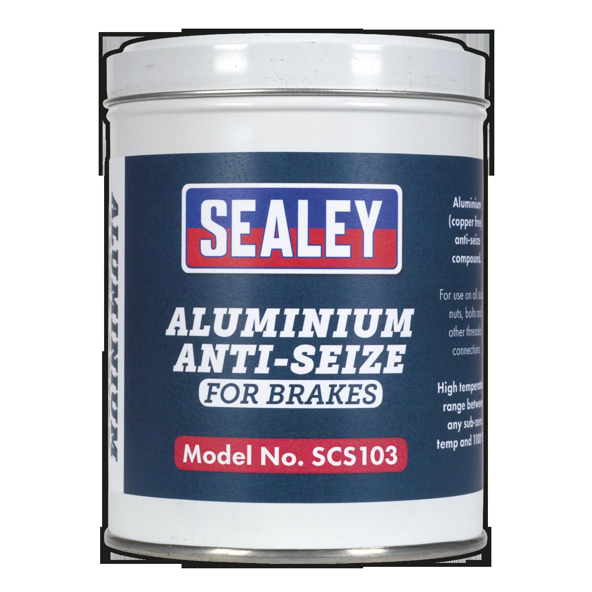 Aluminium Anti-Seize Compound 500g Tin