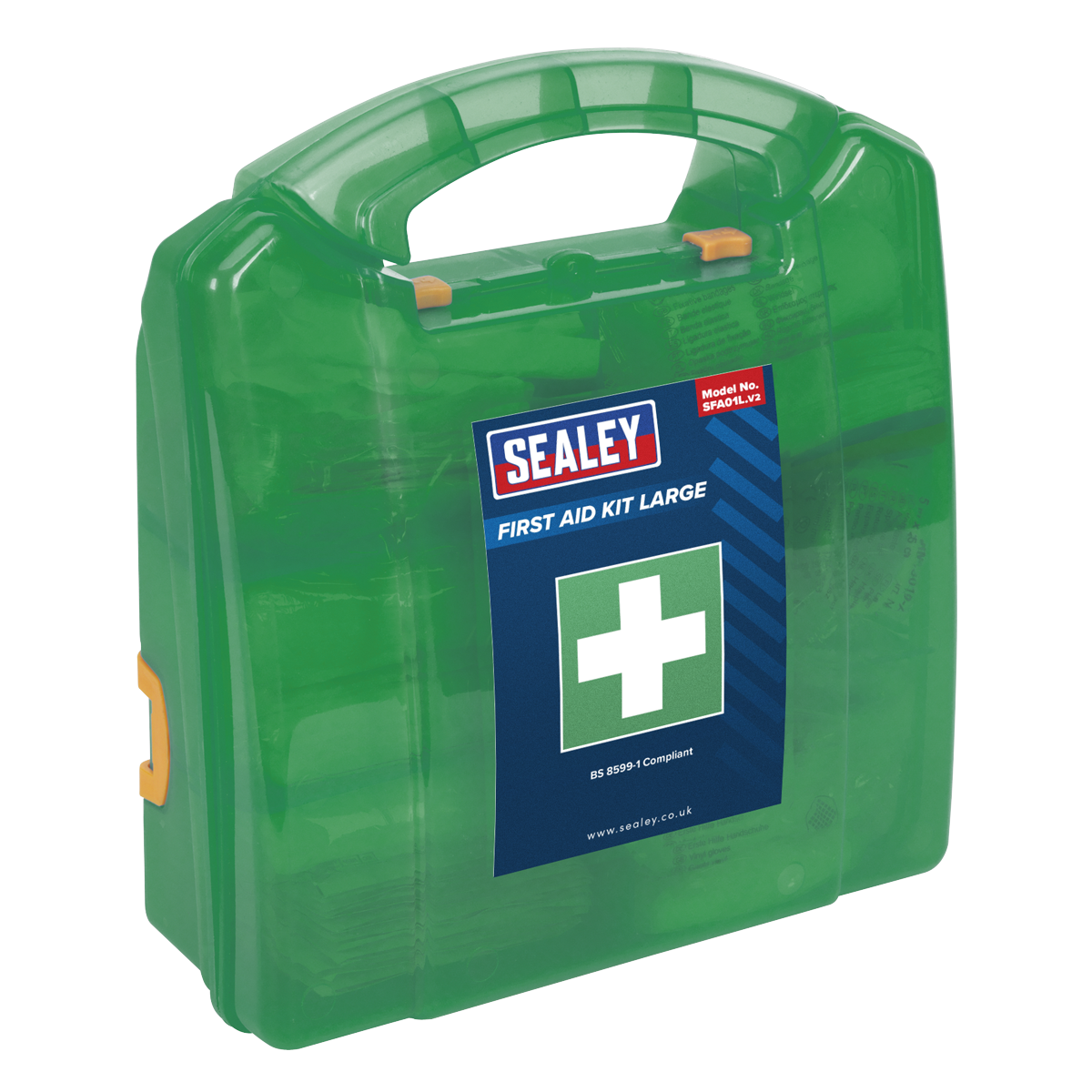 First Aid Kit Large - BS 8599-1 Compliant