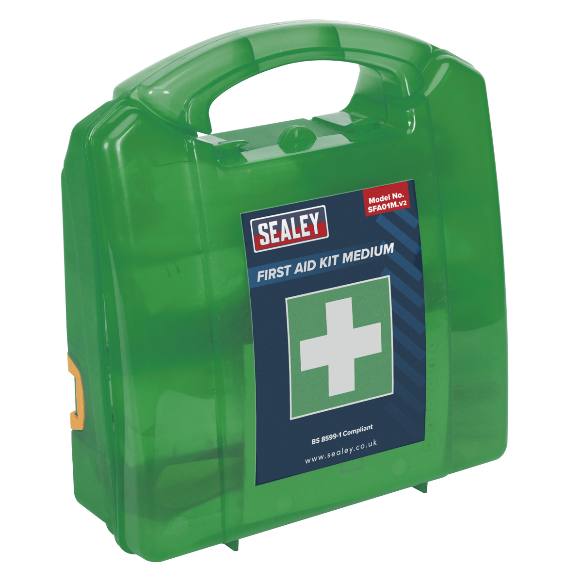 First Aid Kit Medium - BS 8599-1 Compliant