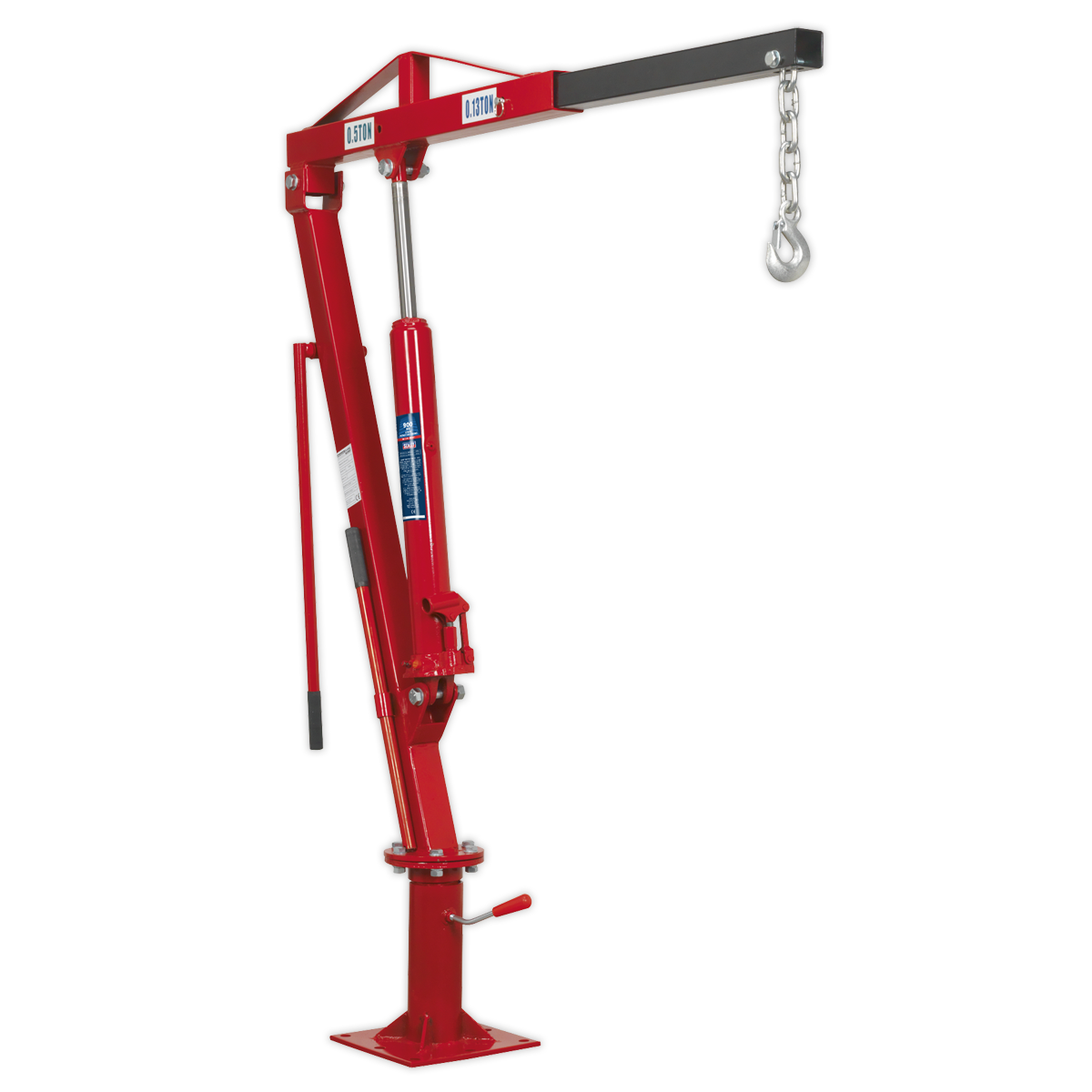 Static Mounted Crane 900kg